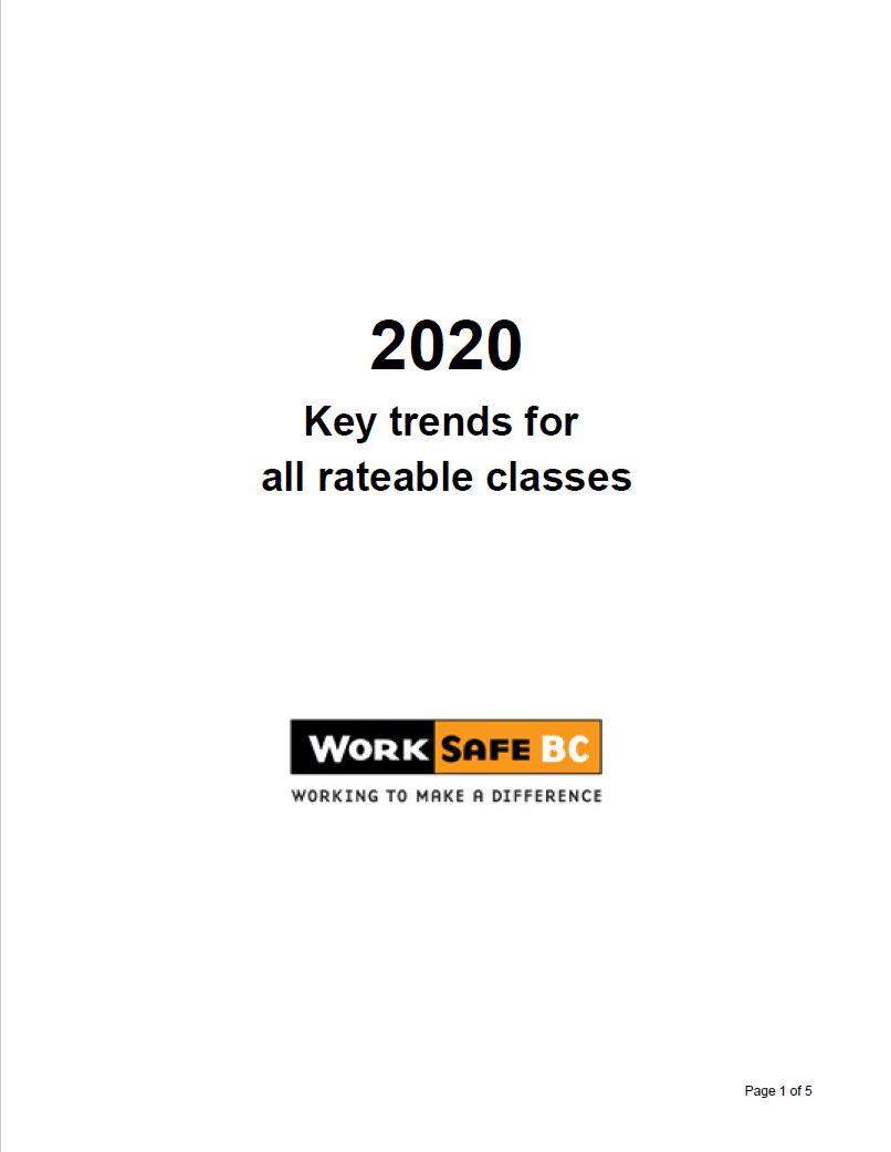 Forms & Resources - WorkSafeBC