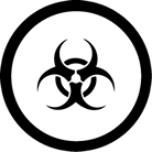 WHMIS pictogram biohazardous infectious materials