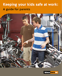 New resource helps parents talk to kids about workplace safety