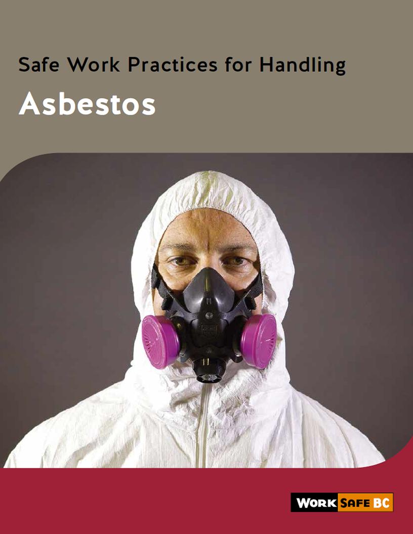 safe work practices for handling asbestos